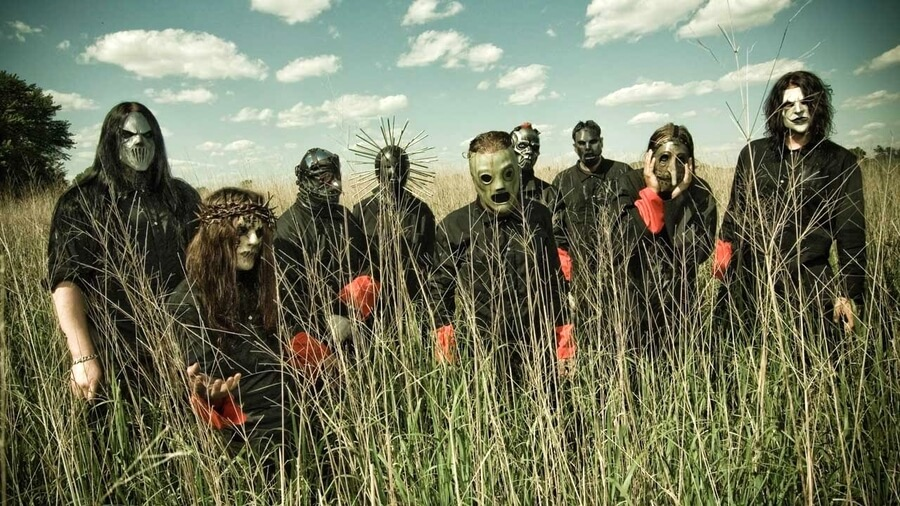 Topeng Slipknot Era All Hope Is Gone