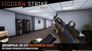 Modern Strike Online Mod APK (Unlimited Ammo) + Official XAPK Terbaru 2017 - wasildragon.blogspot.com