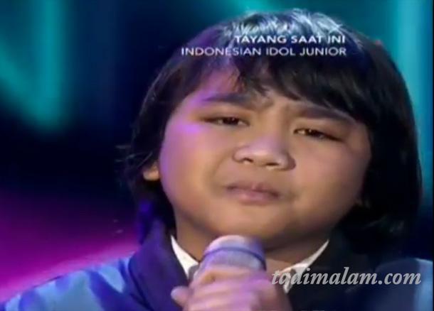 gogo go go indonesian idol junior 2018
