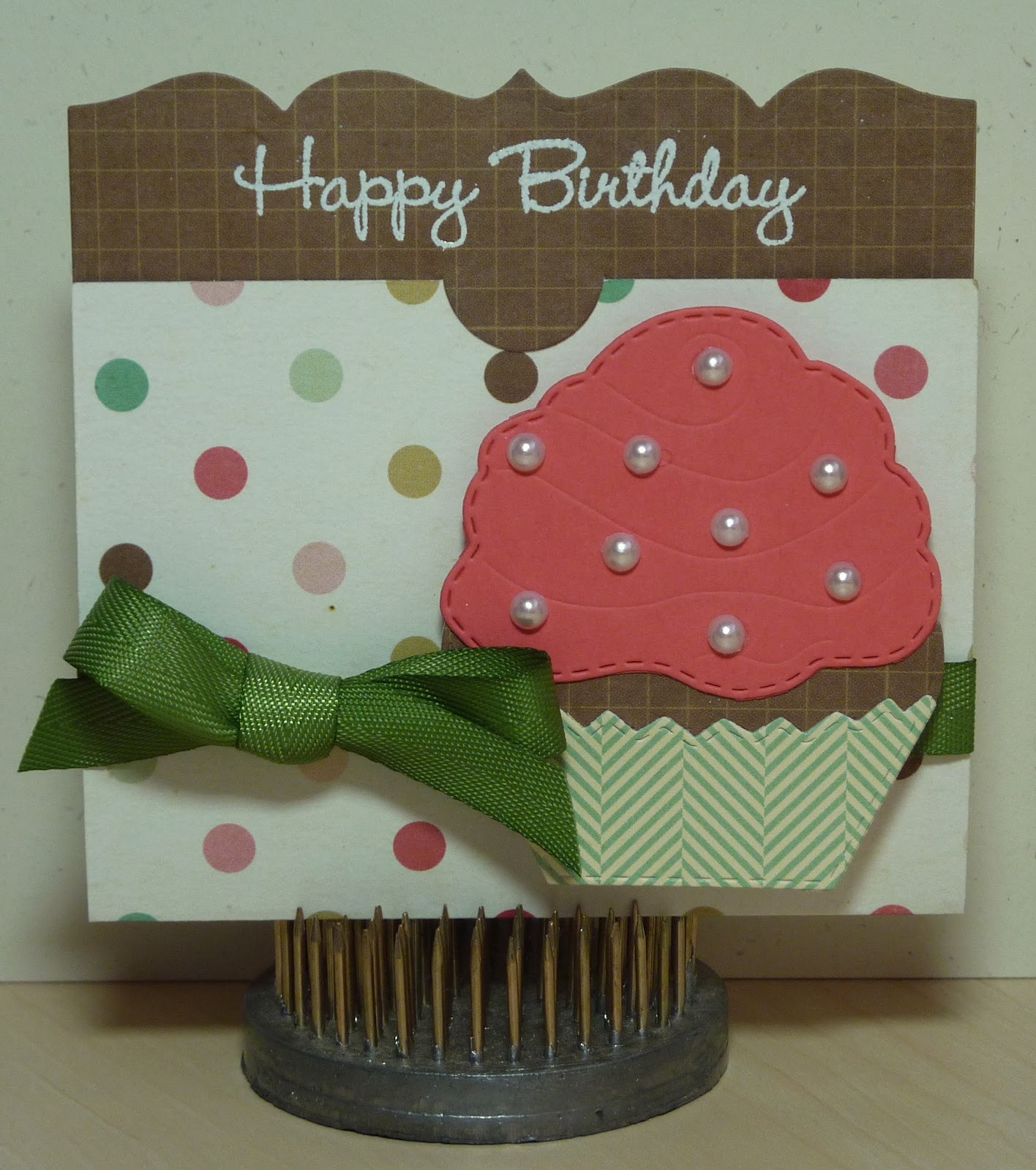 Crafting With Katie: Some Birthday Gift Card Holders