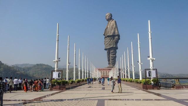 Statue of Unity gujraat pratima sardar ballabh bhai patel