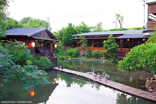 MG 9327 - 台中隱藏版景觀庭園餐廳,現代版桃花源,不用出國就能感受置身江南水鄉小鎮的愜意