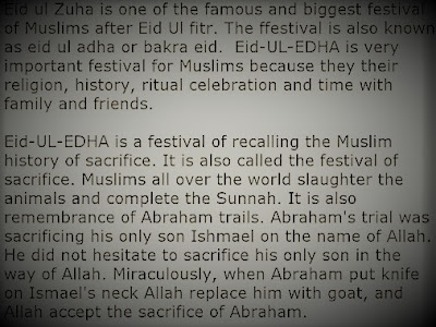 eid ul fitr essay