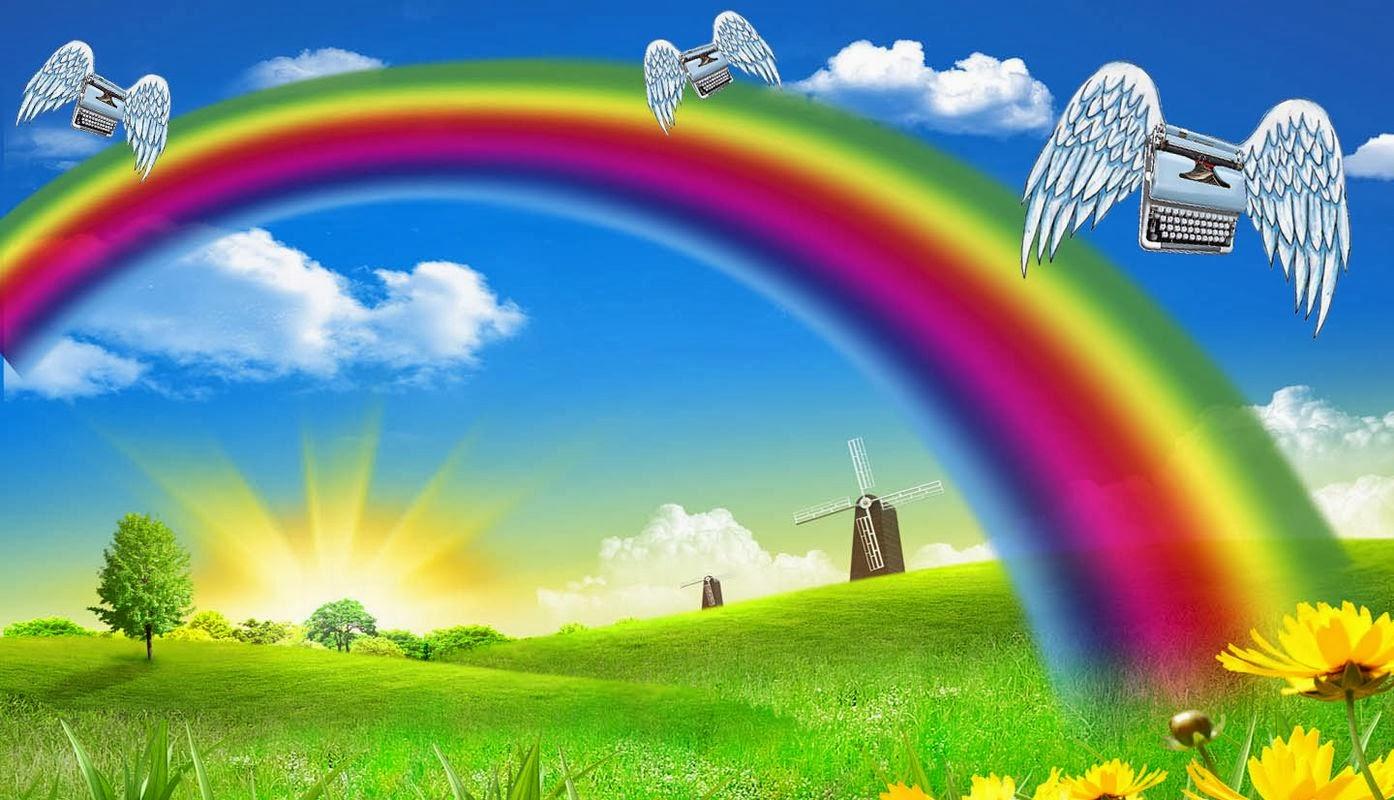 letra de la cancion arcoiris de la pelicula el mago: