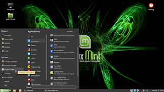 Mengganti Theme Linux Mint
