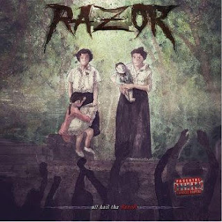 Razor - All Hail tha Razor (2016)