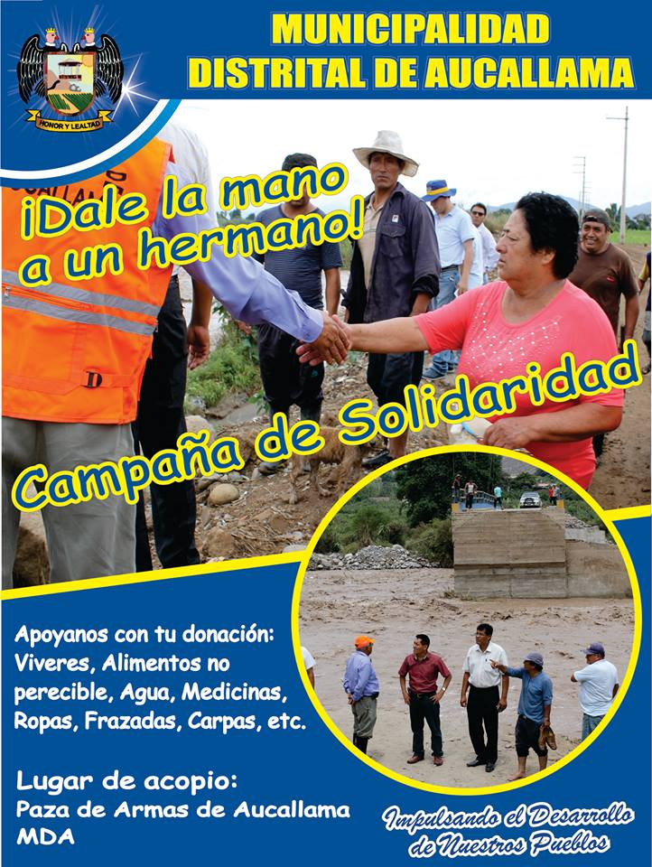 Contacto informativo huaral per municipalidad de for Municipalidad de tarma