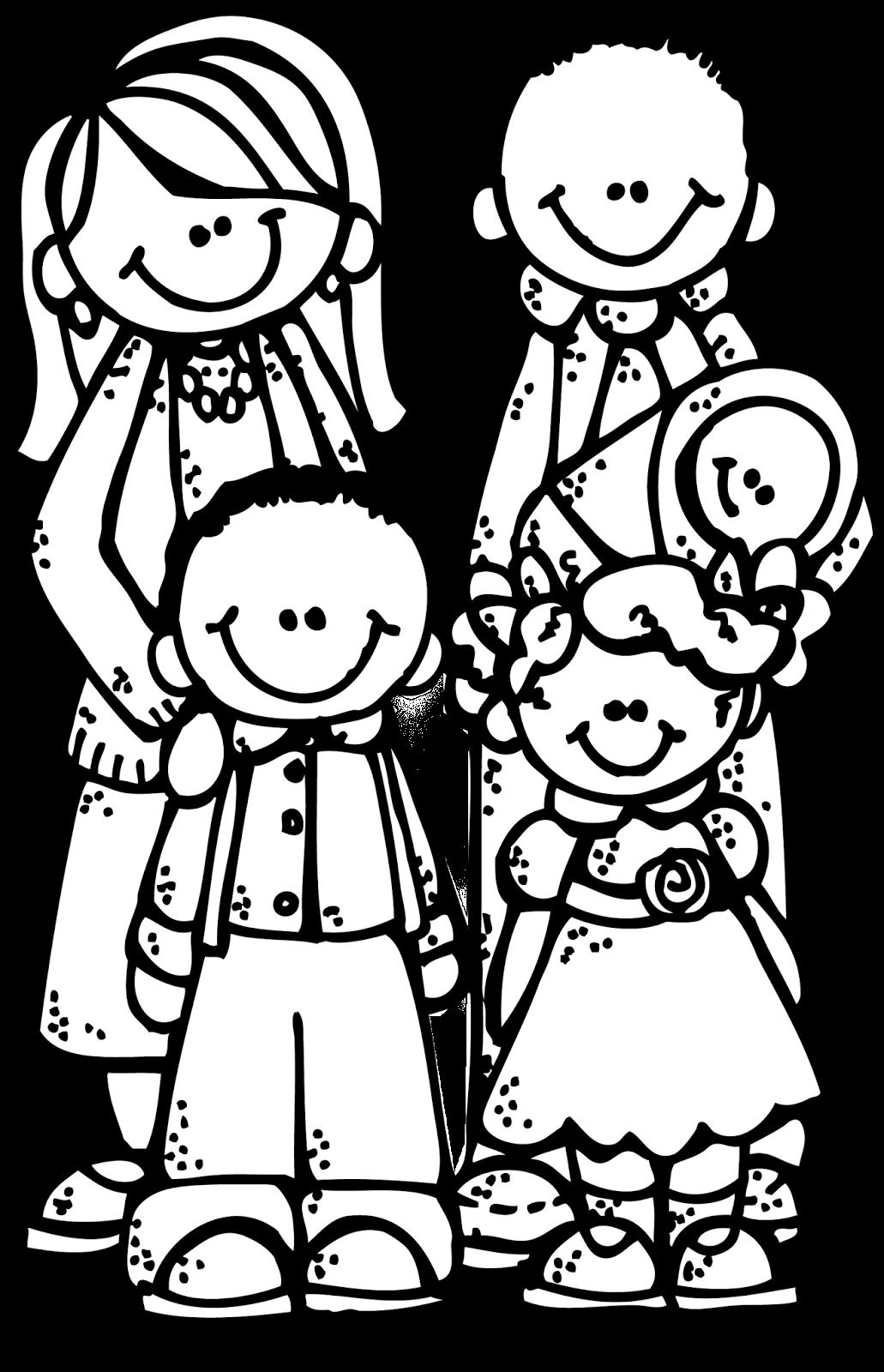 Melonheadz Lds Illustrating New Eternal Family Graphics