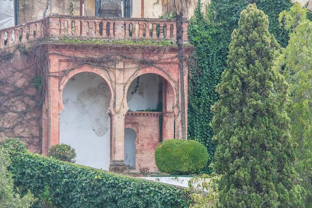 Casa do Rei Mouro, em Ronda, na Andaluzia, região sul da Espanha.