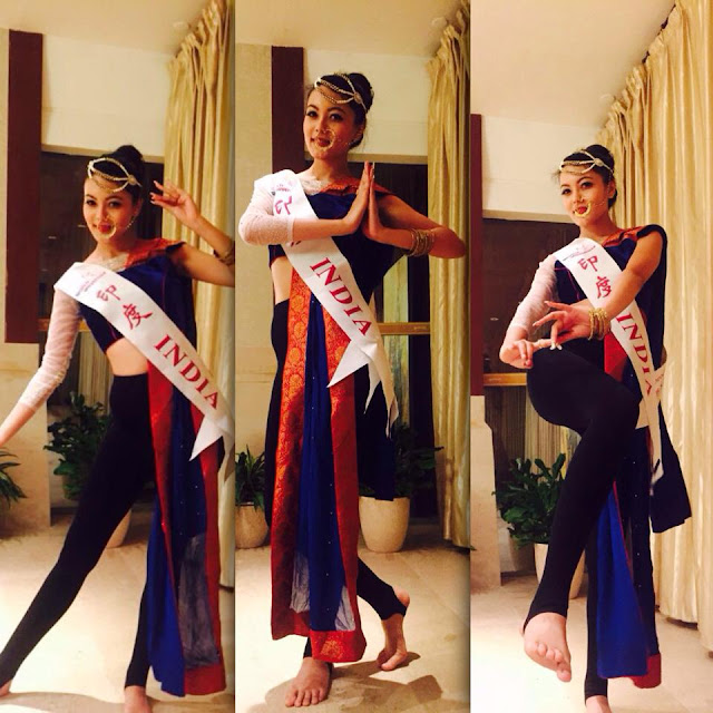 Rewati Chetri represents India in 27th World Miss University