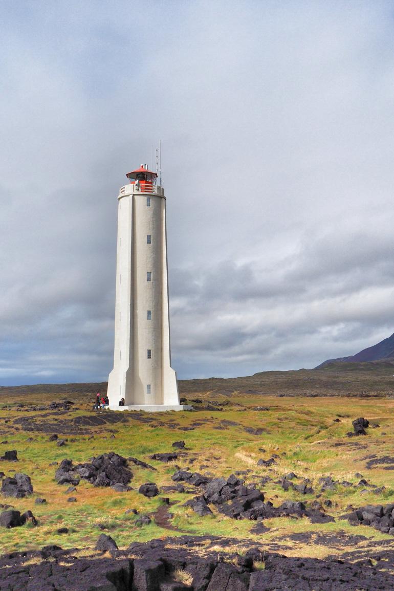 Road trip dans le parc de Snaefellsnes en Islande