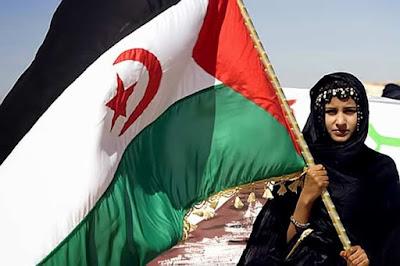 Frente Polisario, Marcha Verde, Marruecos imperialista, Descolonización del Sahara Occidental