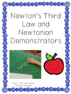 Newton's Third Law and Netwonian Demonstrators