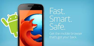 Firefox Browser - Peramban Web Android Tercepat