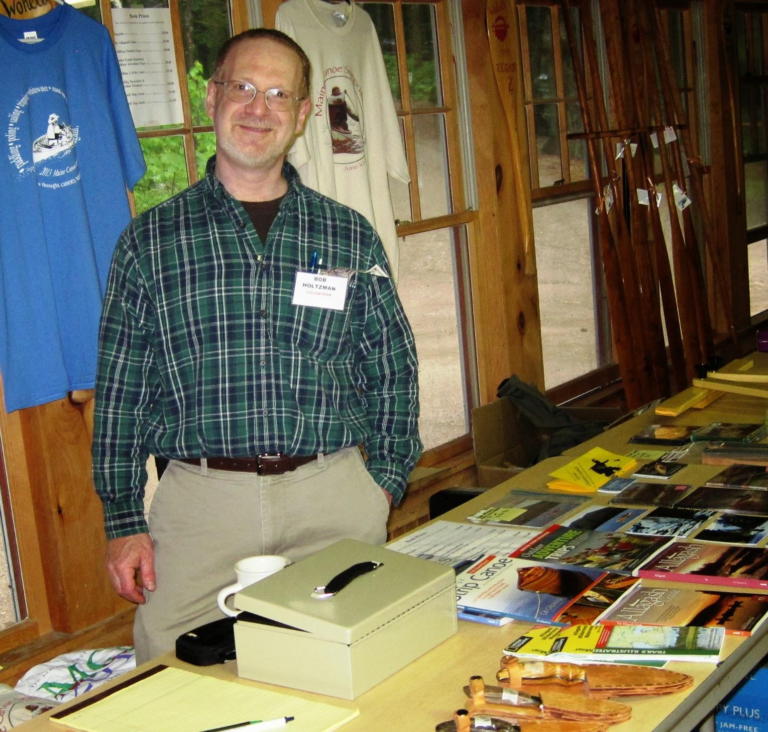 Bob Holtzman, Indigenous Boats Blogger