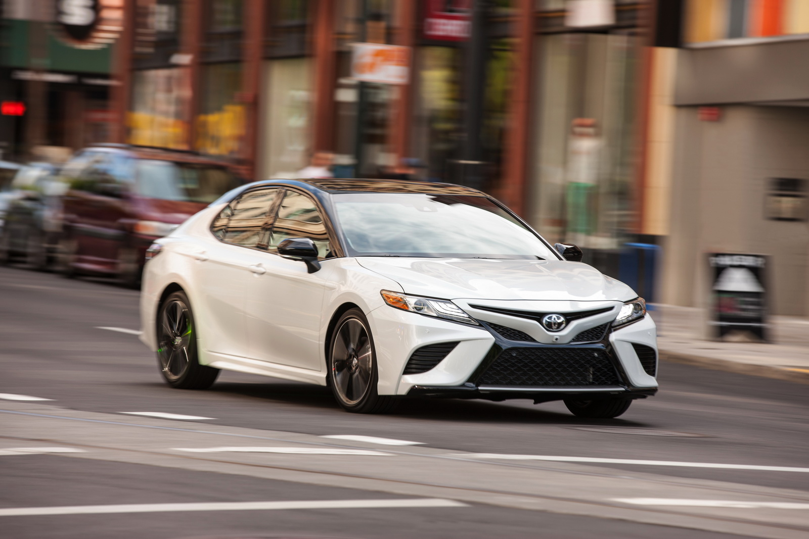 2018 Toyota Camry Detailed Ahead Of Summer Launch [56 Pics]