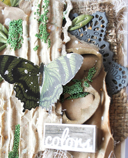 Как сделать бумажную бабочку фото 479