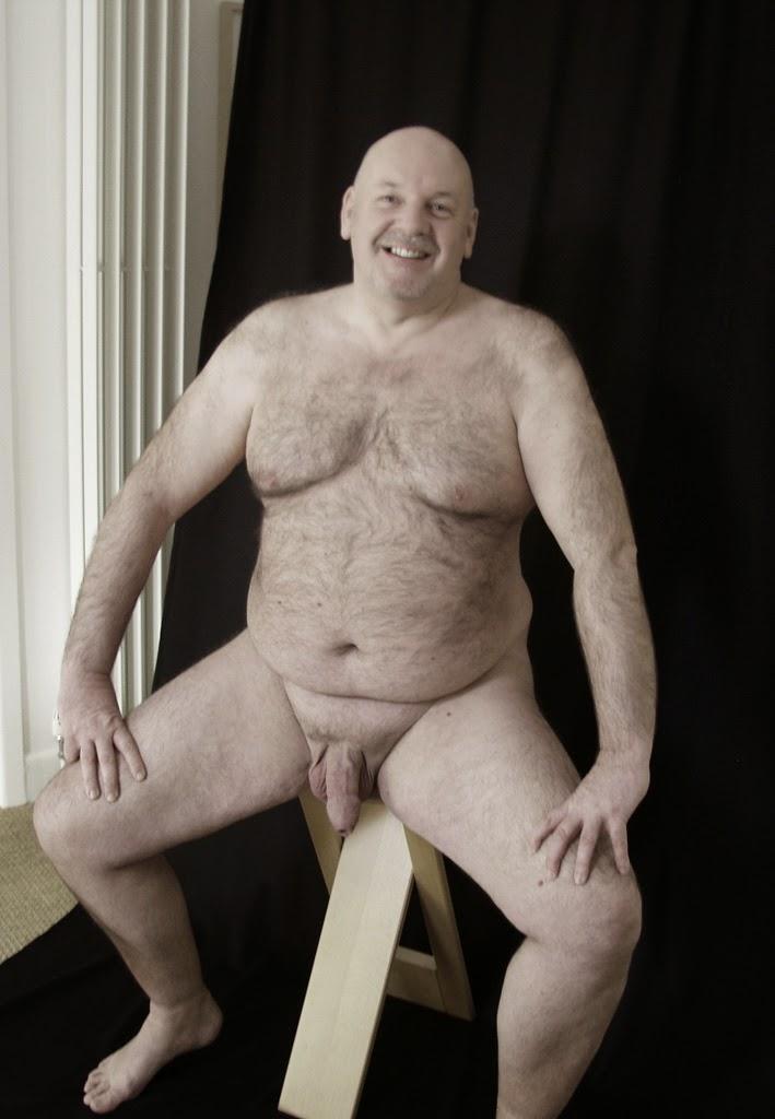 толстых мужиков фото сбольшими приборами голых