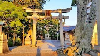 人文研究見聞録:筑摩神社 [滋賀県]