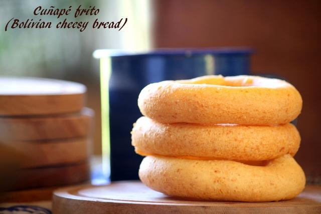 Cuñapé al horno / Baked Cuñapé