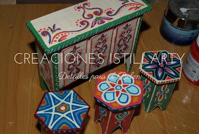creaciones istillarty muebles marroquies