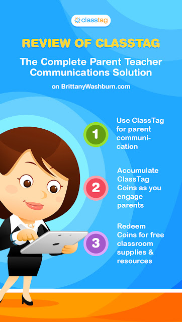 Learning about ClassTag truly made my job so much easier. The app allows me to streamline any engagement and communication I have with my student's parents.