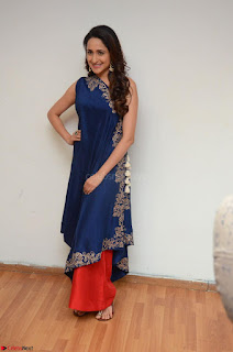 Pragya Jaiswal in beautiful Blue Gown Spicy Latest Pics February 2017 082.JPG