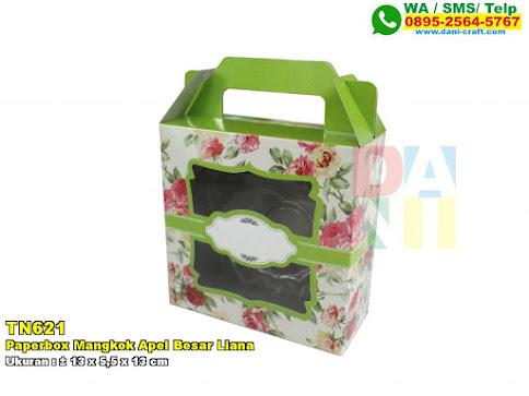 Paperbox Mangkok Apel Besar Liana