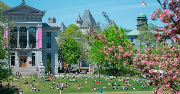 McGill University - Montreal , Quebec , Canada
