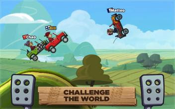 Download Permainan Racing Santai - Hill Climb Racing 2 APK