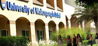 منح دراسية مقدمة من جامعة Wollongong لدراسة البكالوريوس في دبي