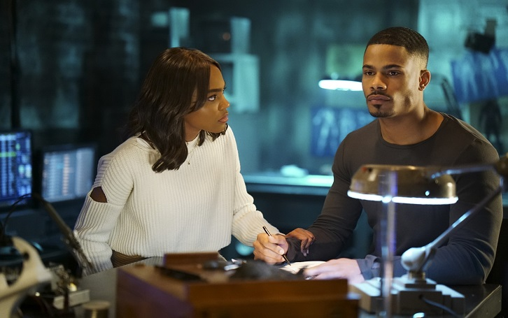 Black Lightning - Episode 3.14 - The Book of War: Chapter One - Homecoming - Promo, Promotional Photos + Press Release