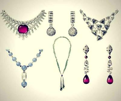 Joias Cartier - Cartier Jewelry - Joalherias Famosas