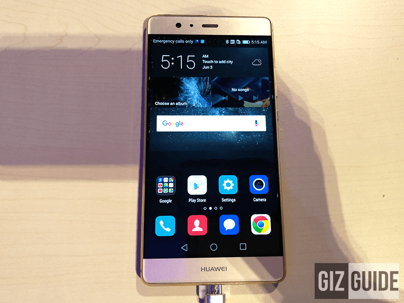 Huawei P9 Plus for Smart Communications Inc.