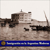 inmigracion argentina moderna