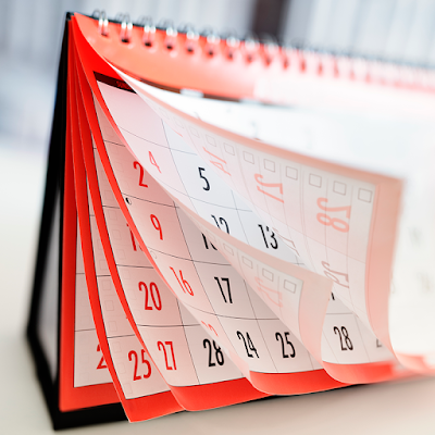 Calendario fiscal 2018: febrero