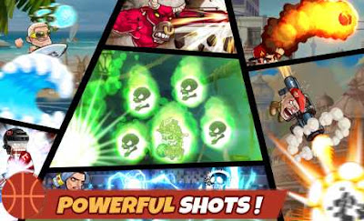 Head Basketball (a Lot of Money) Mod Apk For Android