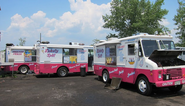 lickety split ice cream truck garfield nj
