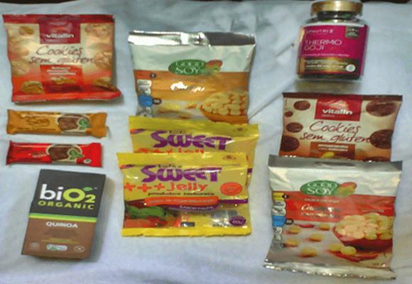 Saudável-produtos