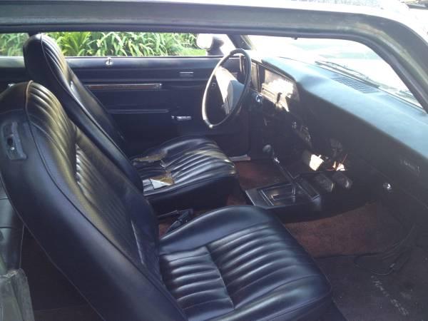 1974 nova ss hatchback auto restorationice