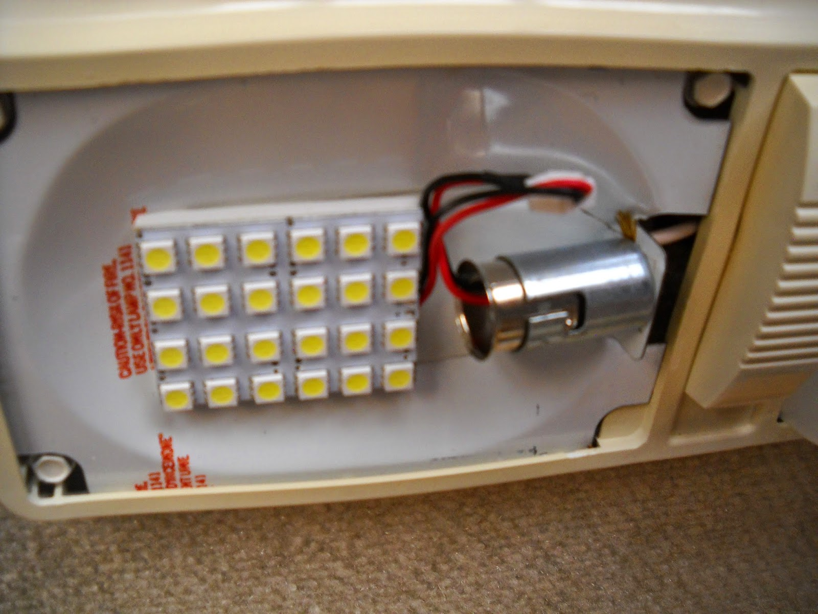 hight resolution of brian and barbara rv ing learning every day led s 1057 light bulb socket wiring