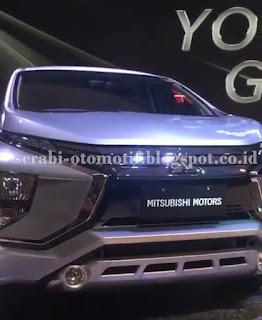 Harga Mitsubishi Expander Rp 189-Rp 246 juta