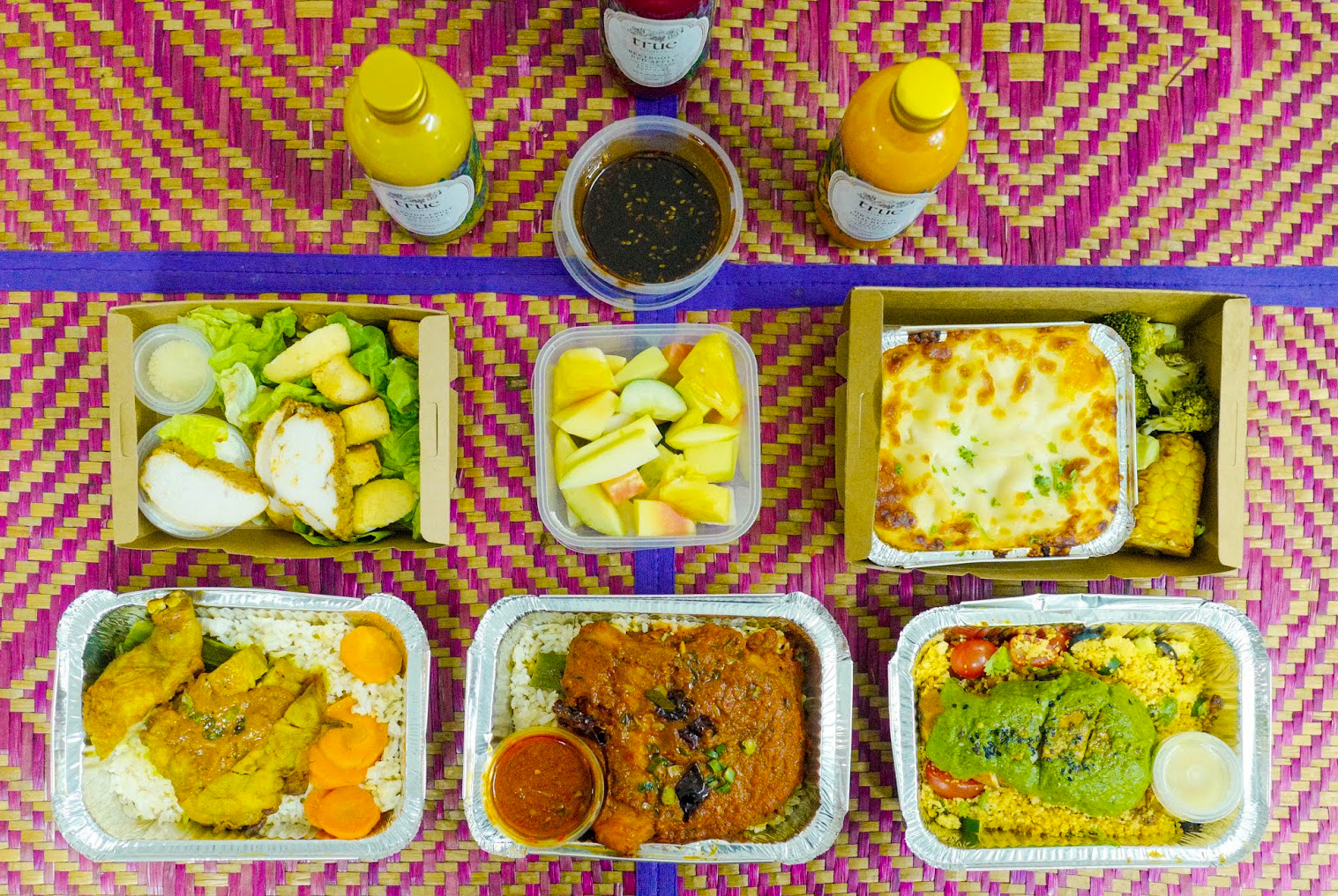 dahmakan: chef-made food deliveries