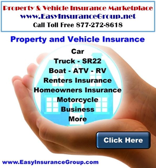 EasyInsuranceGroup.net FREE Property and Vehicle Insurance Quotes and Professional Agent Purchasing Assistance - Let Us Shop for You