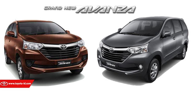 Grand New Avanza 2016 Tipe G Filter Oli Perbedaan Toyota 1 3 E Dengan Astra Unknown 22 February