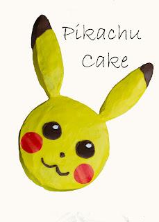 Pikachu Cake #pokemon