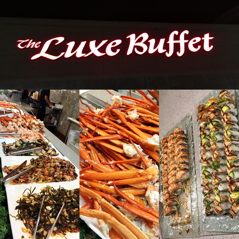 photo about Luxe Buffet Ontario Printable Coupon named Buffet Criativas: Luxe Buffet Ontario