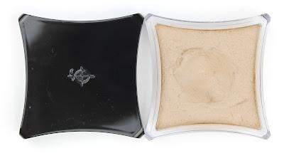 Illamasqua Cream Pigment in Hollow  review swatch contour fair pale skin