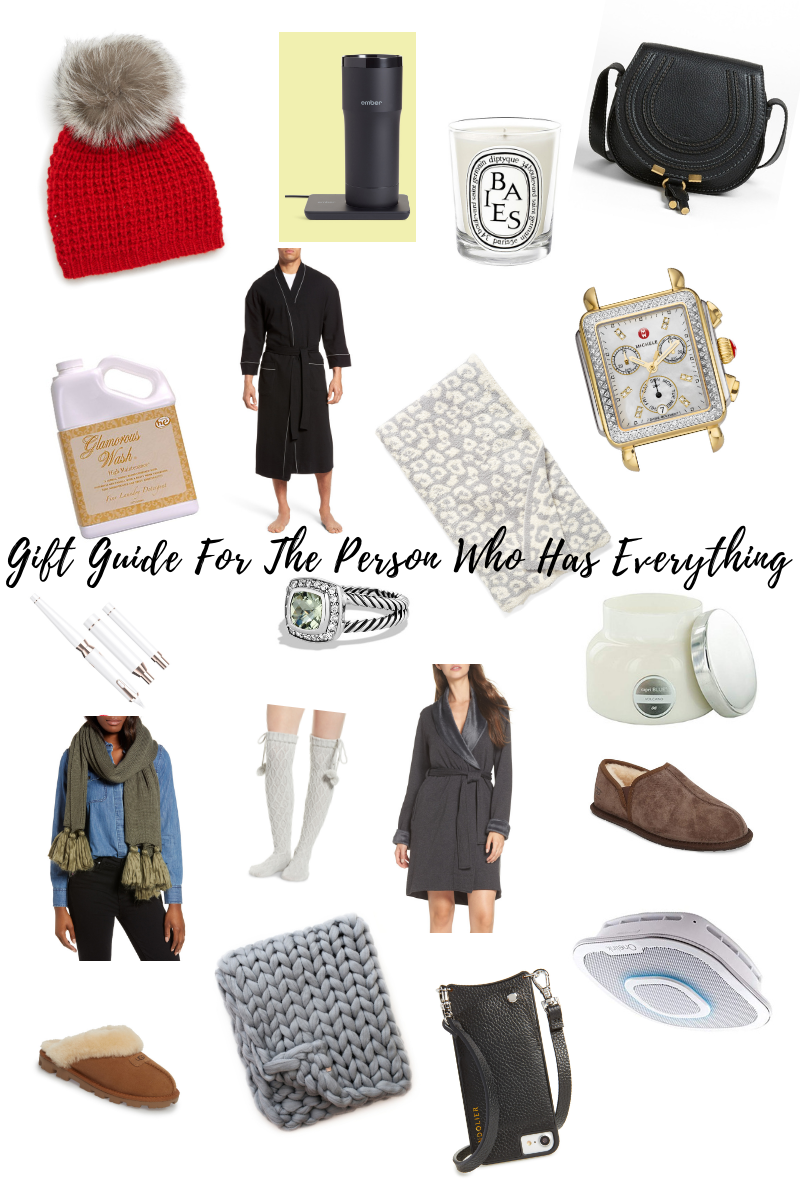 Unique Gift Ideas for the Person that Has Everything featured by top Denver life and style blogger, Delayna Denaye