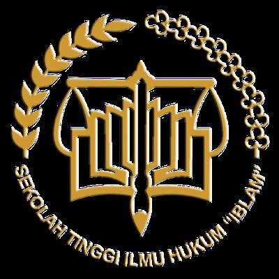 Logo IBLAM Emas Timbul (Embos)